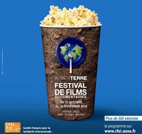 Affiche du festival 2010