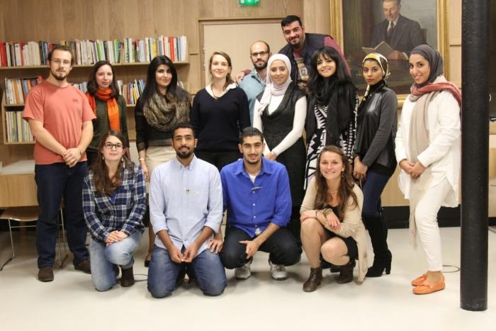 Rencontre entre Ingénieurs sans frontières France et Koweit