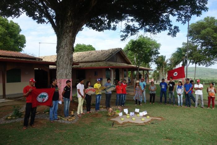 Rassemblement Mouvement des sans-terre