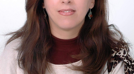Badia Aarab, présidente de l'UNIM