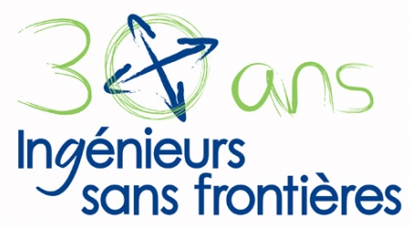 Logo ISF 30 ans