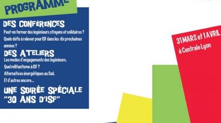 Affiche Journées Nationales 2012