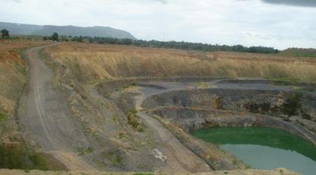 Mine d'or de Loulo, dans le cercle de Kéniéba